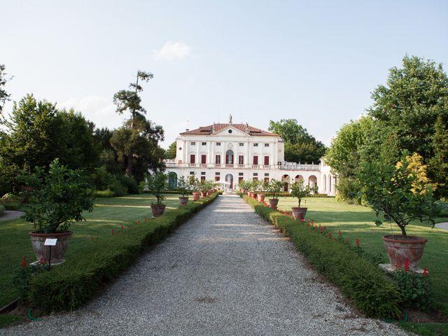 Il matrimonio di Alessia e Francesco a Marostica, Vicenza 10