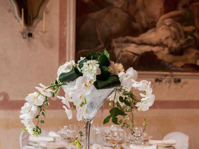 Il matrimonio di Alessia e Francesco a Marostica, Vicenza 13