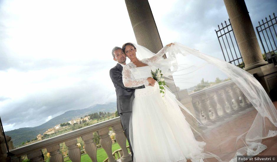 Il matrimonio di Luca e Alessandra a Pistoia, Pistoia