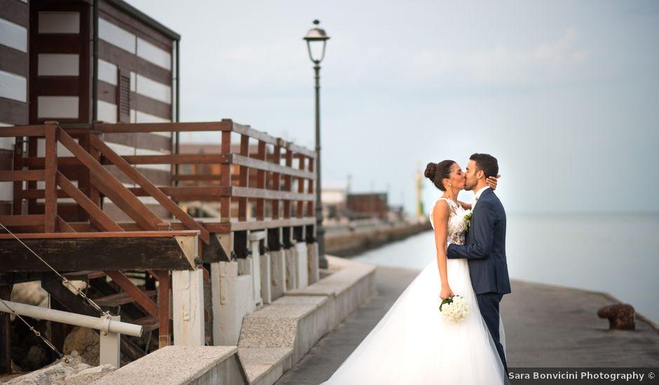 Il matrimonio di Andrea e Milena a Cesenatico, Forlì-Cesena