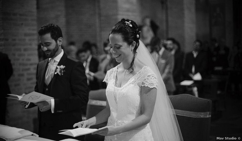 Il matrimonio di Francesco e Maria Rita a Bagnacavallo, Ravenna