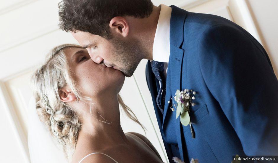 Il matrimonio di Stewart e Natalie a Tolentino, Macerata