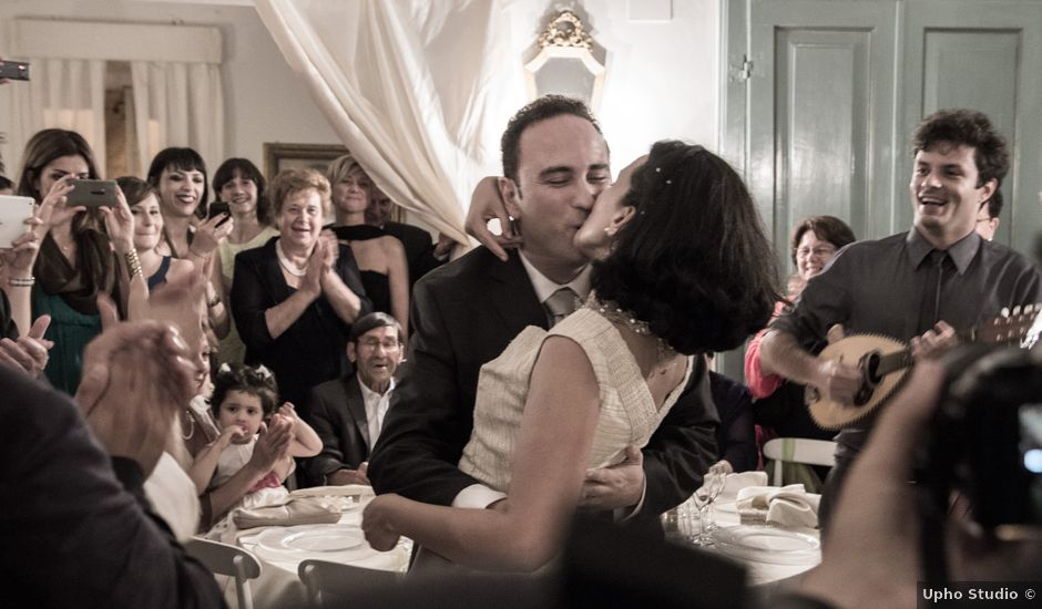Il matrimonio di Matteo e Paola a Lucca, Lucca
