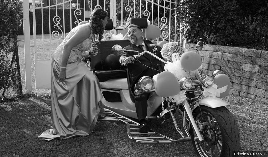 Il matrimonio di Ivan e Monica a Cogliate, Monza e Brianza
