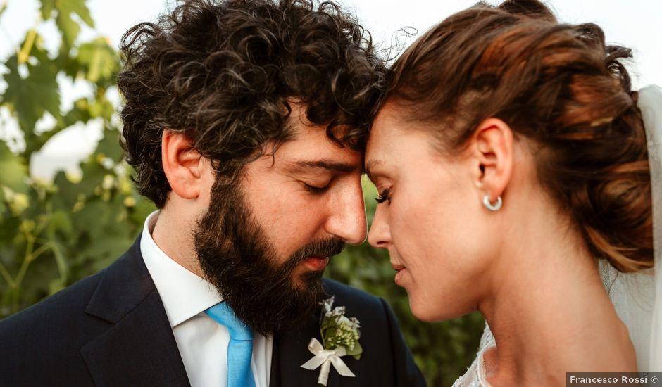 Il matrimonio di Giorgio e Giulia a Montefalco, Perugia