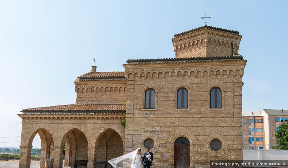 Il matrimonio di Fabrizio e Annarita a Vasto, Chieti