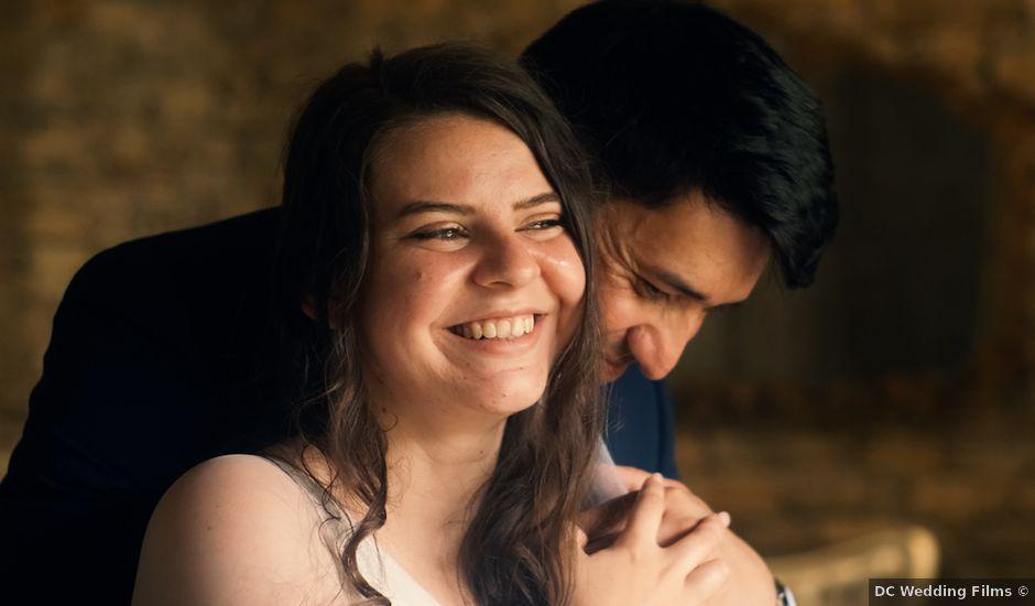 Il matrimonio di Costantin e Dorina a Acqui Terme, Alessandria