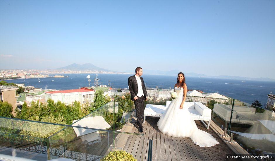 Il matrimonio di Daniel e Valeria a Napoli, Napoli