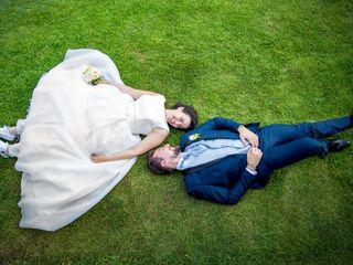 Le nozze di Veronica e Jonathan
