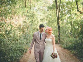 Le nozze di Marika e Davide