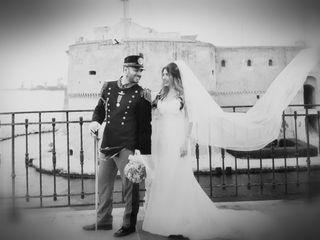 Le nozze di Luigi e Cristina