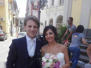 Le nozze di Mattia e Giorgia 1
