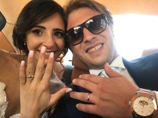 Le nozze di Mattia e Giorgia