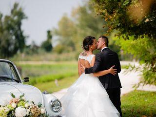 Le nozze di Olga e Klement