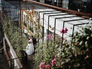 Le nozze di Rosa e Andrea