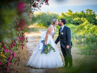 Le nozze di Alberto e Arianna