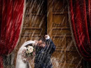 Le nozze di Daniele  e Roberta Maria Parricelli 1