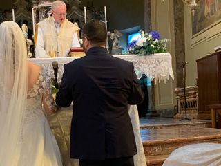 Le nozze di Daniele  e Roberta Maria Parricelli 3