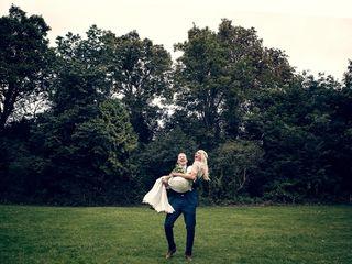 Le nozze di Stefanie e Ben Harding