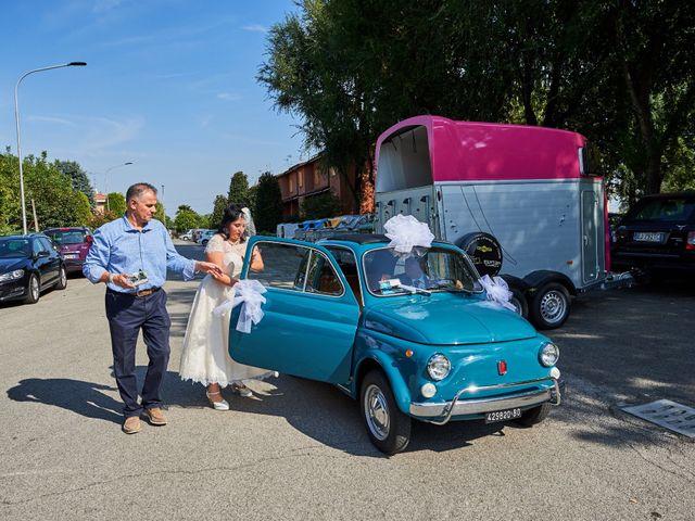 Il matrimonio di Massimo e Licia a Castenaso, Bologna 31
