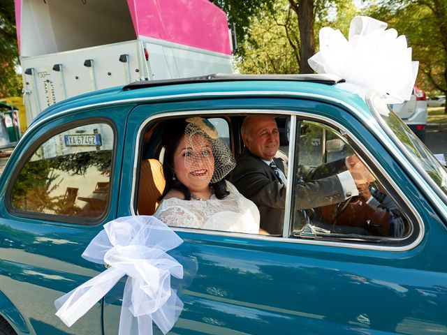 Il matrimonio di Massimo e Licia a Castenaso, Bologna 34