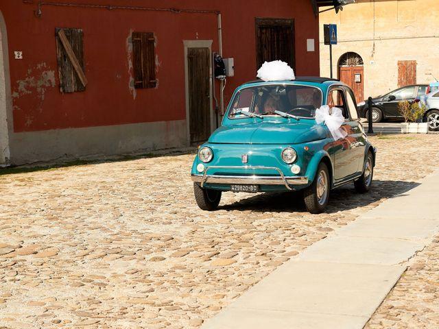 Il matrimonio di Massimo e Licia a Castenaso, Bologna 36