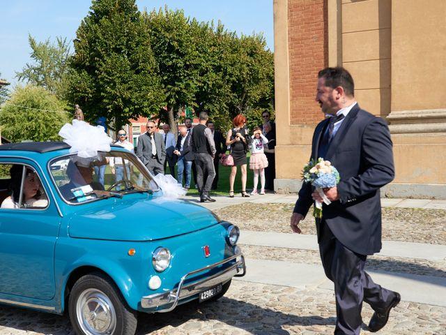 Il matrimonio di Massimo e Licia a Castenaso, Bologna 37