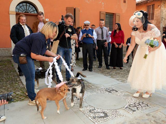 Il matrimonio di Massimo e Licia a Castenaso, Bologna 38