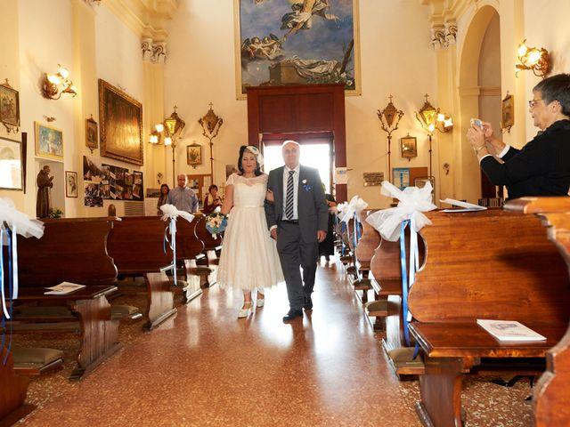 Il matrimonio di Massimo e Licia a Castenaso, Bologna 41