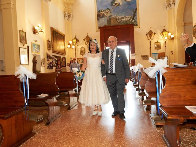 Il matrimonio di Massimo e Licia a Castenaso, Bologna 42