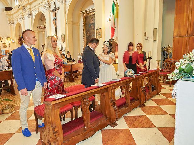 Il matrimonio di Massimo e Licia a Castenaso, Bologna 44
