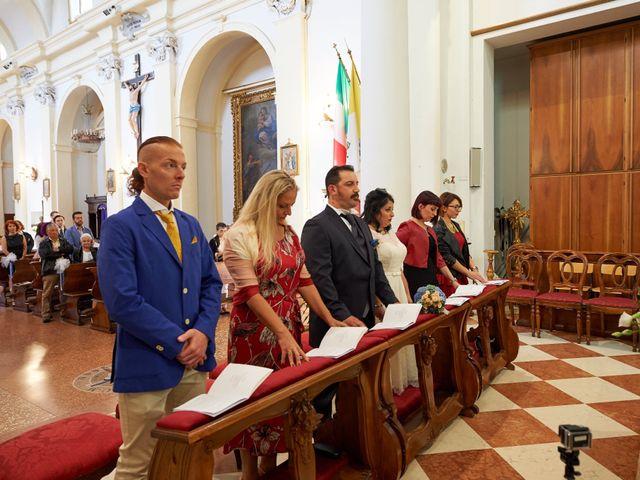 Il matrimonio di Massimo e Licia a Castenaso, Bologna 45