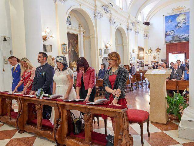 Il matrimonio di Massimo e Licia a Castenaso, Bologna 47