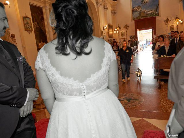 Il matrimonio di Massimo e Licia a Castenaso, Bologna 52