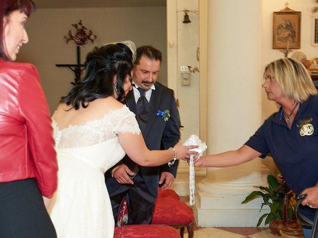 Il matrimonio di Massimo e Licia a Castenaso, Bologna 55