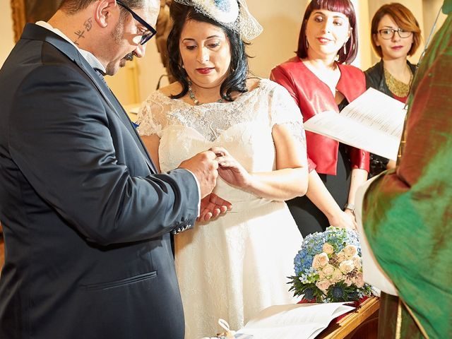 Il matrimonio di Massimo e Licia a Castenaso, Bologna 59