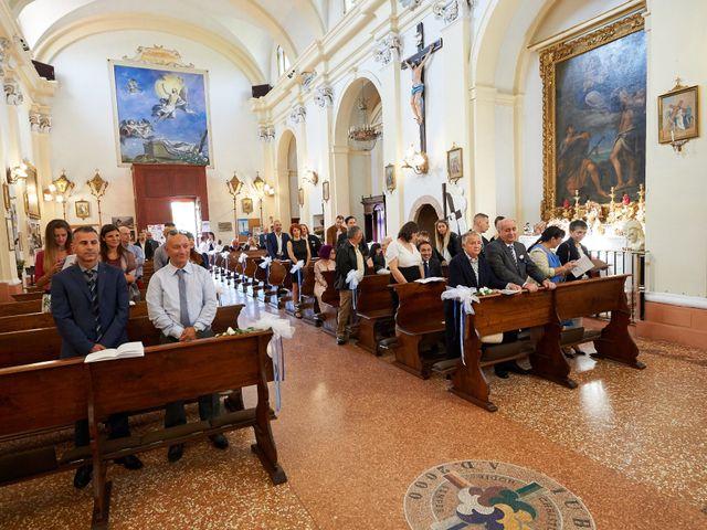 Il matrimonio di Massimo e Licia a Castenaso, Bologna 61
