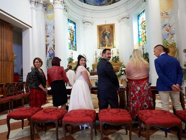 Il matrimonio di Massimo e Licia a Castenaso, Bologna 62