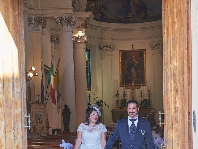 Il matrimonio di Massimo e Licia a Castenaso, Bologna 67