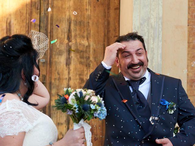 Il matrimonio di Massimo e Licia a Castenaso, Bologna 69