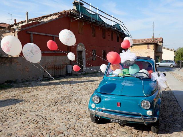 Il matrimonio di Massimo e Licia a Castenaso, Bologna 72