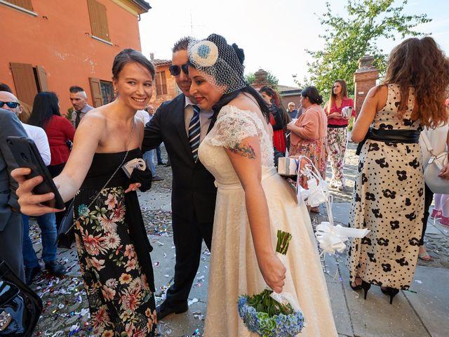 Il matrimonio di Massimo e Licia a Castenaso, Bologna 73