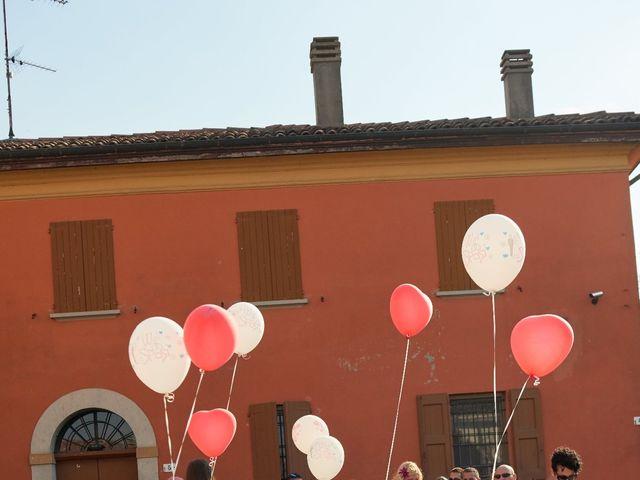 Il matrimonio di Massimo e Licia a Castenaso, Bologna 74