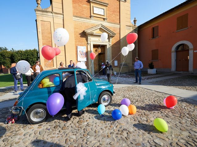 Il matrimonio di Massimo e Licia a Castenaso, Bologna 77