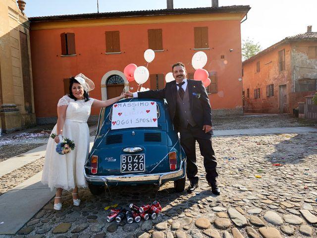 Il matrimonio di Massimo e Licia a Castenaso, Bologna 78