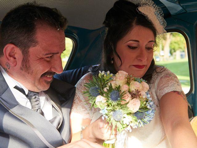 Il matrimonio di Massimo e Licia a Castenaso, Bologna 81