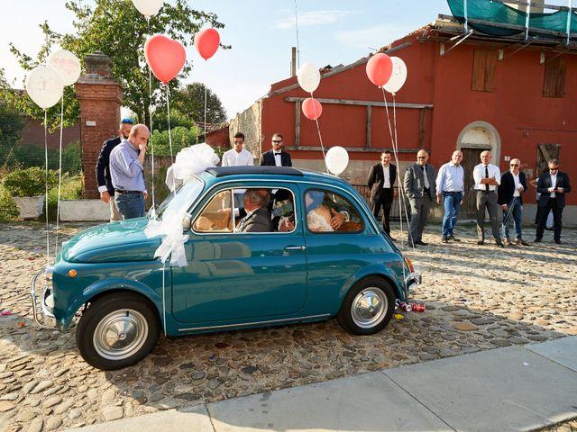 Il matrimonio di Massimo e Licia a Castenaso, Bologna 82