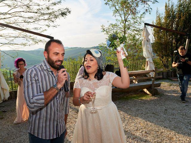 Il matrimonio di Massimo e Licia a Castenaso, Bologna 87