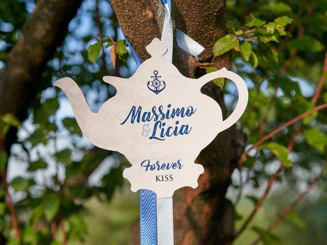 Il matrimonio di Massimo e Licia a Castenaso, Bologna 89