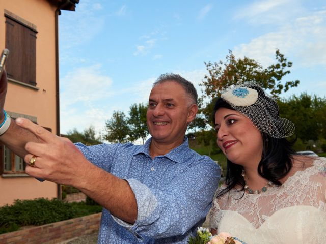 Il matrimonio di Massimo e Licia a Castenaso, Bologna 103